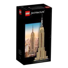 Imagem de 21046 Lego Architecture - Empire State Building
