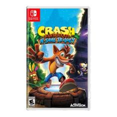 Jogo Crash Bandicoot N. Sane Trilogy Activision Nintendo Switch