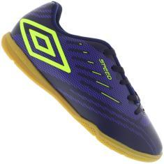 Tênis Umbro Infantil (Menino) Futsal Speed IV