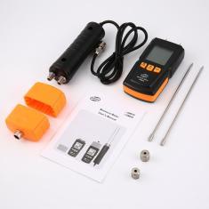 Imagem de GM620 Medidor de Umidade Digital de Madeira Higrômetro Testador de Umidade Detector de Umidade