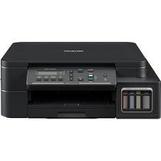 Impressora Multifuncional Brother DCP-T510W Tanque de Tinta Colorida Sem Fio