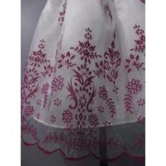Imagem de Vestido Infantil Festa Lilás E  Tam 1 Ou 3
