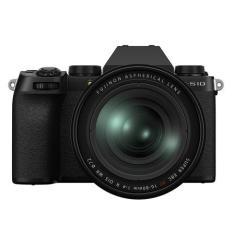 Imagem de Câmera FujiFilm X-S10 Mirrorless 4K com Lente FujiFilm XF 16-80mm f/4 R OIS WR
