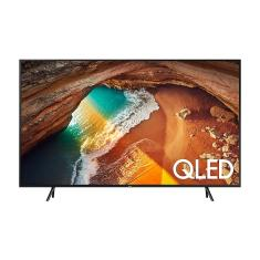 "Smart TV QLED 55"" Samsung 4K 55Q60 HDMI LAN (Rede)"