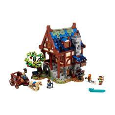 Imagem de Brinquedo Lego Ideas Ferreiro Medieval Com 2164 Peças 21325