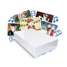 HD Externo Lacie CloudBox 9000343 2 TB