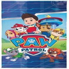 Imagem de Toalha Infantil Aveludada Transfer Estampa Patrulha Canina - Lepper