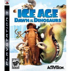 Jogo Ice Age: Dawn of the Dinosaurs PlayStation 3 Activision