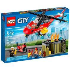 Imagem de 60108 - LEGO City - Corpo de Intervenção dos Bombeiros