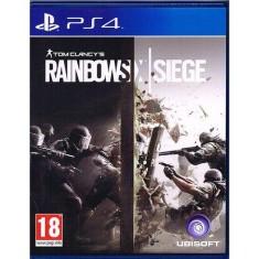 Jogo Tom Clancy's Rainbow Six Siege PS4 Ubisoft