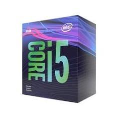 Processador Intel Core I5 9400f, 6 Core 6 Threads, Coffee Lake 9ª Geração, Cache 9mb, 2.9ghz (4.1ghz