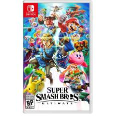 Jogo Super Smash Bros. Ultimate Nintendo Nintendo Switch