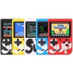 Imagem de Mini Game Portátil 400 Jogos Internos Mini Game