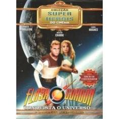 Imagem de DVD Coleção Super Heróis do Cinema - Flash Gordon -Conquista