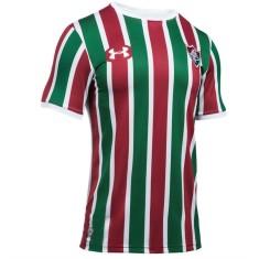 030afe98b1 Camisa Fluminense I 2017 18 Torcedor Masculino Under Armour