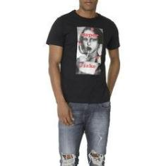 Imagem de T-shirt masculina fake - 51984