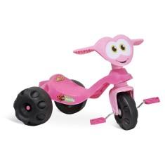 Imagem de Triciclo com Pedal Bandeirante Zootico Joaninha
