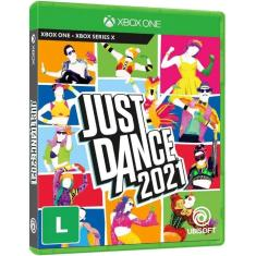 Jogo Just Dance 2021 Xbox Series Ubisoft