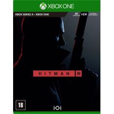 Jogo Hitman III Xbox One IO Interactive
