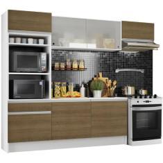 Imagem de Cozinha Completa 1 Gaveta 7 Portas Topazio Madesa