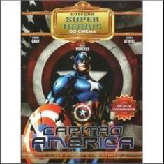 Imagem de Dvd Coleção Super Herois Do Cinema Capitão América