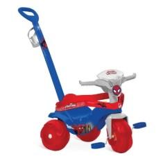 Imagem de Triciclo com Pedal Bandeirante Homem Aranha 2270