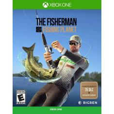 Jogo The Fisherman: Fishing Planet Xbox One Nacon