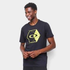 Imagem de Camiseta Oakley Hex Masculina