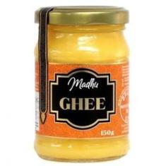 Imagem de Manteiga Ghee Original 150g | Madhu Ghee