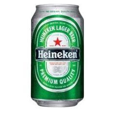 Imagem de Cerveja Heineken Lata 350 Ml (cx 12 unid)