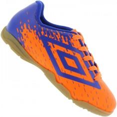 Tênis Umbro Infantil (Menino) Futsal Acid