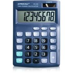 Calculadora De Mesa Procalc Solar