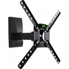 """Imagem de Suporte para Monitor TV LCD/LED/Plasma Parede Articulado 10"""" a 55"""" Brasforma SBRLB130B"""
