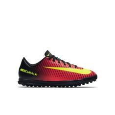 Foto Chuteira Society Nike MercurialX Vortex III TF Infantil 1759653e640ec