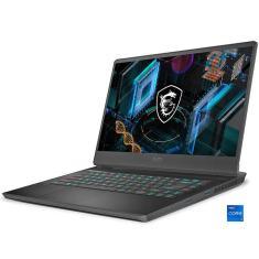 """Imagem de Notebook Gamer MSI GP66 Intel Core i7 11800H 15"""" 64GB SSD 2 TB GeForce RTX 3070 11ª Geração"""