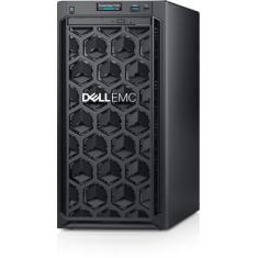 "Imagem de Servidor PowerEdge T140 poweredge-t140 poweredge-t140 Intel® Xeon® E-2224 3.4GHz, 8M cache, 4C/4T, turbo (71W) 8GB UDIMM DDR4 de 2666 MT/s 1TB SATA cabeado, 6 Gbps, 7200 RPM e 3,5"""