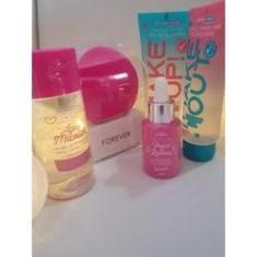 Imagem de Kit Skin Care Limpeza Facial Sabonete Pré e Pós Maquiagem