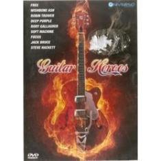 Imagem de Dvd Guitar Heroes - Free