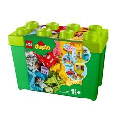 Imagem de Lego Duplo Caixa Grande De Peças Blocos De Montar Deluxe