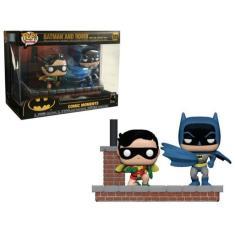 Imagem de Batman And Robin 281 Pop Funko New Look Batman 1964 Dc