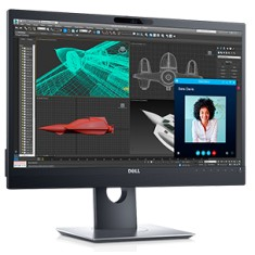 "Monitor LED IPS 23,8 "" Dell Full HD P2418HZ"