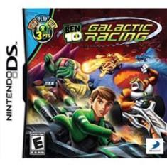 Jogo Ben 10 Galactic Racing D3 Publisher Nintendo DS