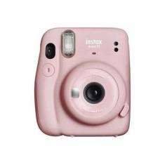 Câmera Instantânea Fujifilm Instax Mini 11 Blush Rosa