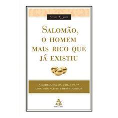 Salomão - O Homem Mais Rico que Já Existiu - Scott, Steven K. - 9788575424162
