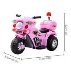 Imagem de Moto Elétrica Infantil para Crianças de 2 a 3 anos  Importway