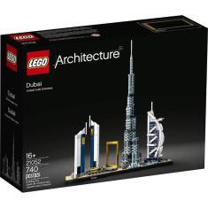 Imagem de Lego Architecture Dubai 740 Peças - LEGO 21052