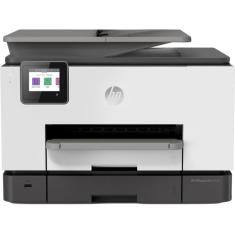 Impressora Multifuncional HP Officejet Pro 9020 Jato de Tinta Colorida Sem Fio