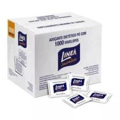 Adoçante Linea Sucralose Contendo 1.000 Unidades De Sachês 0,6g Cada