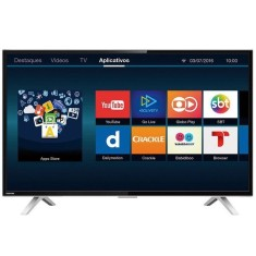"Smart TV LED 32"" Semp Toshiba 32L2600 3 HDMI USB"