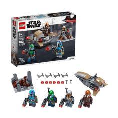 Imagem de LEGO Star Wars Pack de Batalha Mandalorian - 75267 - 102 Peças